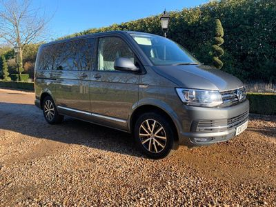 Volkswagen Caravelle MPV 2.0 TDI BlueMotion Tech Executive DSG FWD 5dr