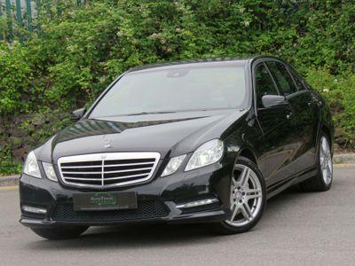 Mercedes-Benz E Class Saloon 3.0 E350 CDI BlueEFFICIENCY Sport 7G-Tronic Plus (s/s) 4dr