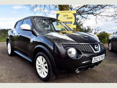 Nissan Juke SUV 1.6 Ministry of Sound 5dr