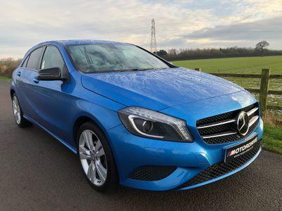 Mercedes-Benz A Class Hatchback 1.5 A180 CDI BlueEFFICIENCY Sport 5dr