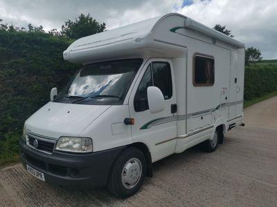 Bessacarr E410 Coach Built Super little van