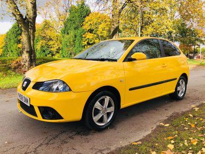 SEAT Ibiza Hatchback 1.2 12v Reference Sport 3dr