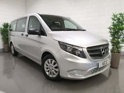 Mercedes-Benz Vito Other 2.1 CDi BlueTEC 114 L3 SELECT Tourer 7G-Tronic RWD 5dr