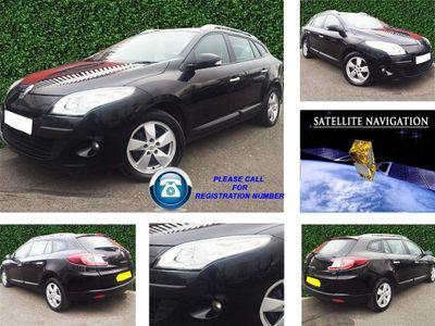 Renault Megane Estate 1.5 dCi Dynamique TomTom Sport Tourer 5dr