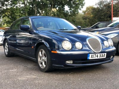 Jaguar S-Type Saloon 3.0 V6 4dr