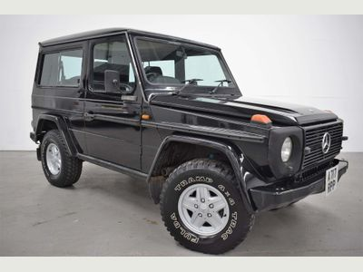 Mercedes-Benz G Class SUV 2.3 GE230 GE 3dr