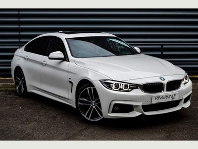 BMW 4 Series Gran Coupe Saloon 3.0 440i GPF M Sport Gran Coupe Auto (s/s) 5dr