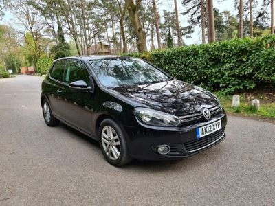 Volkswagen Golf Hatchback 2.0 TDI BlueMotion Tech GT 3dr