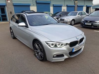 BMW 3 Series Estate 2.0 320d M Sport Touring Auto xDrive (s/s) 5dr