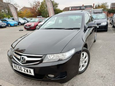 Honda Accord Saloon 2.0 i-VTEC EX 4dr