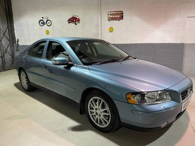 Volvo S60 Saloon 2.4 D S 4dr