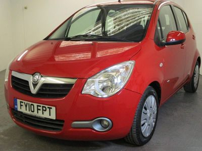 Vauxhall Agila Hatchback 1.0 12V Club 5dr