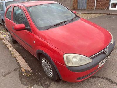 Vauxhall Corsa Hatchback Club Di 1.7
