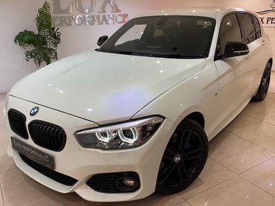 BMW 1 Series Hatchback 1.5 118i M Sport Shadow Edition Sports Hatch (s/s) 5dr