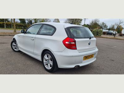 BMW 1 Series Hatchback 2.0 118d SE Auto 3dr