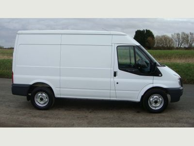 Ford Transit Panel Van T350 LWB ULEV ELECTRIC VAN SMITH EDISON
