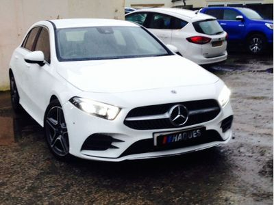 Mercedes-Benz A Class Hatchback 1.3 A200 AMG Line (Executive) 7G-DCT (s/s) 5dr