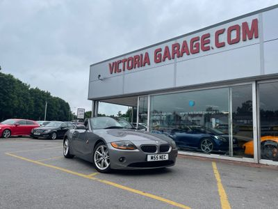 BMW Z4 Convertible 2.5i 2dr