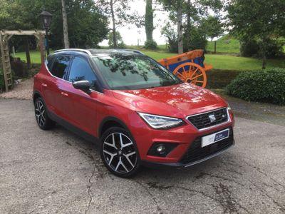 SEAT Arona SUV 1.0 TSI FR Sport (s/s) 5dr
