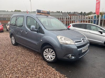 Citroen Berlingo MPV 1.6 VTR Estate 5dr