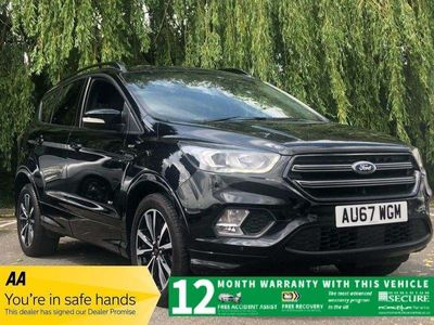Ford Kuga SUV 2.0 TDCi EcoBlue ST-Line AWD (s/s) 5dr