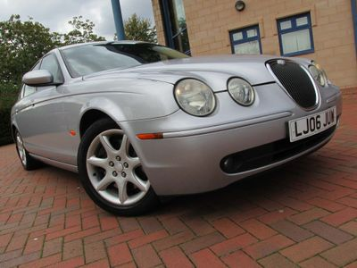 JAGUAR S-TYPE Saloon 2.7 D V6 4dr