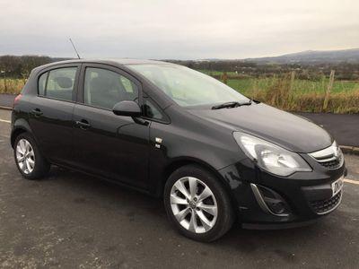 Vauxhall Corsa Hatchback 1.2 i VVT 16v Excite 5dr