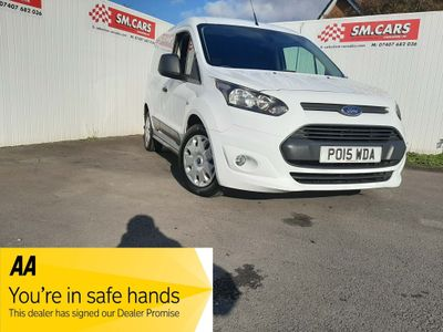Ford Transit Connect Panel Van 1.0 T EcoBoost 200 L1 Trend 4dr