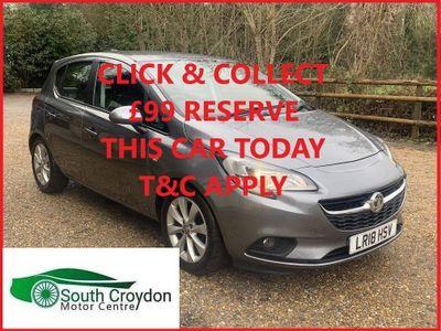 Vauxhall Corsa Hatchback 1.4i ecoTEC Energy Easytronic (s/s) 5dr (a/c)
