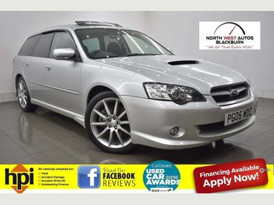 Subaru Legacy Estate 2.0 SPEC B TWINSCROLL TURBO FRESH IMPORT