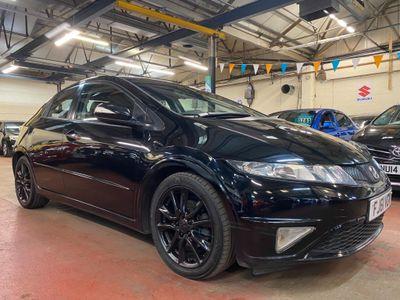 Honda Civic Hatchback 1.8 i-VTEC Si 5dr
