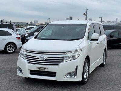 Nissan Elgrand MPV 2.5 Highwaystar