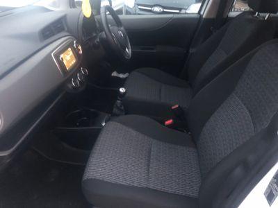 Toyota Yaris Hatchback 1.33 VVT-i TR 5dr