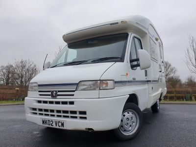 Auto-Sleepers Deposit now taken Coach Built Peugeot boxer