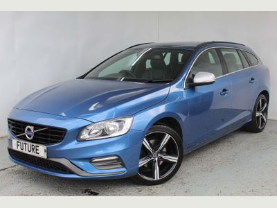 Volvo V60 Estate 2.0 D3 R-Design Nav (s/s) 5dr