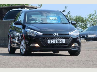 Hyundai i20 Hatchback 1.4 CRDi SE 5dr