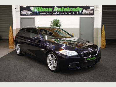 BMW 5 SERIES Estate 3.0 530d BluePerformance M Sport Touring 5dr