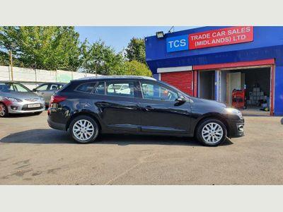 Renault Megane Estate 1.5 dCi ENERGY Dynamique Tom Tom Sport Tourer (s/s) 5dr