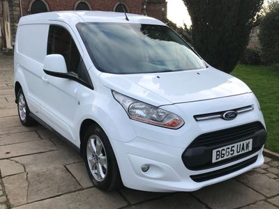Ford Transit Connect Panel Van 1.6 TDCi 200 Limited L1 5dr