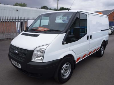 Ford Transit Panel Van 2.2 TDCi 280 ECOnetic Panel Van S 5dr