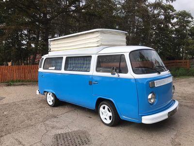 Volkswagen Transporter Camper t2 vw camper motorhome