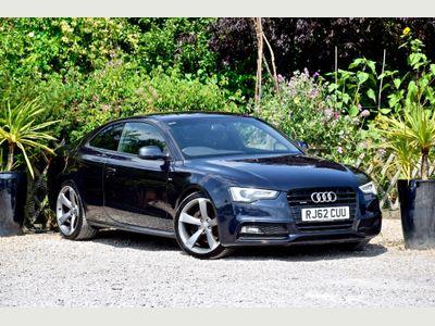 Audi A5 Coupe 3.0 TDI Black Edition quattro 2dr