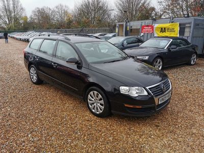 Volkswagen Passat Estate 2.0 TDI BlueMotion Tech CR 5dr