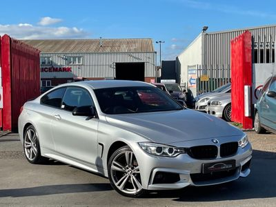BMW 4 Series Coupe 2.0 420d M Sport xDrive (s/s) 2dr