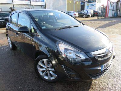 Vauxhall Corsa Hatchback 1.4 i VVT 16v Excite 5dr (a/c)