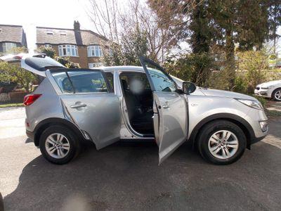 Kia Sportage SUV 1.7 CRDi 1 2WD 5dr