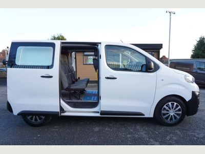 Peugeot Expert Combi Van 1.6 BlueHDi 1000 Professional Combi Van