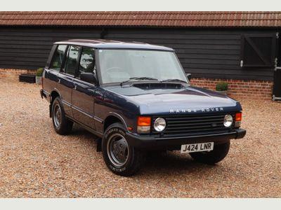 Land Rover Range Rover SUV 2.5 TD Vogue 5dr