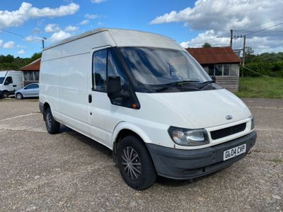 Ford Transit Panel Van 2.4 TDCi 350 Box 3dr (LWB)