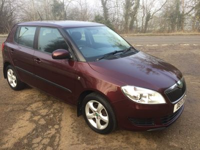 SKODA Fabia Hatchback 1.6 TDI CR DPF SE 5dr